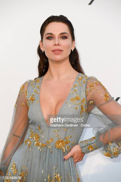 Kristina Liliana Chudinova attends the amfAR Cannes Gala 2019>> at Hotel du Cap-Eden-Roc on May 23, 2019 in Cap d'Antibes, France.