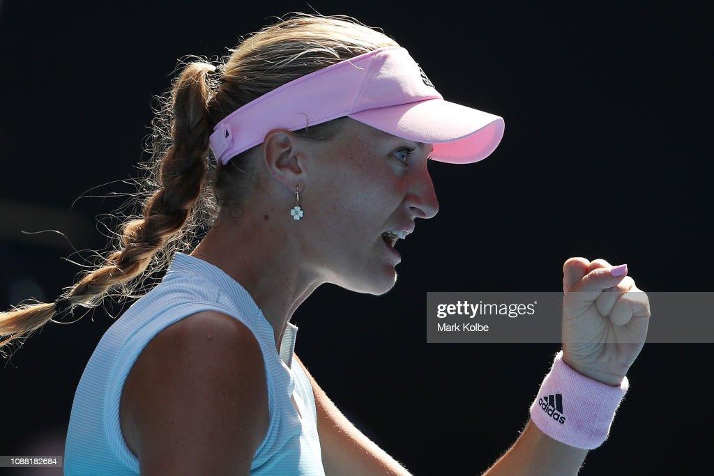 2019 Australian Open - Day 12 : News Photo