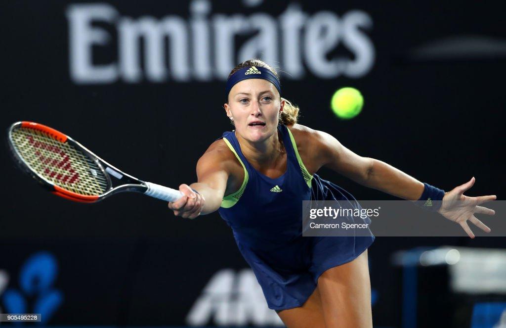 2018 Australian Open - Day 2 : Photo d'actualité