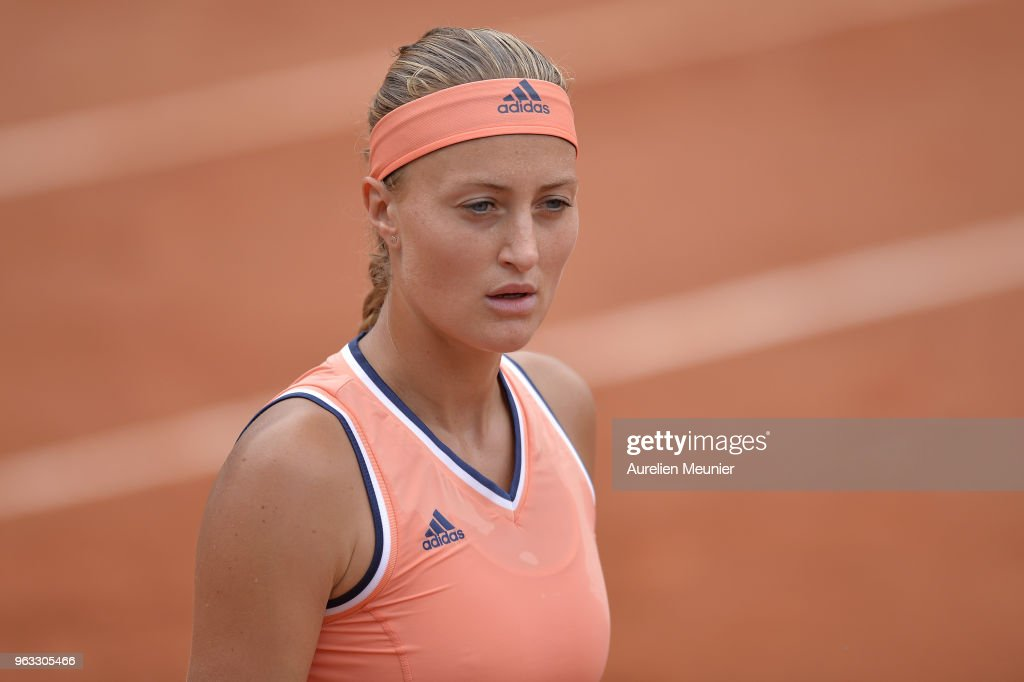 2018 French Open - Day Two : Photo d'actualité