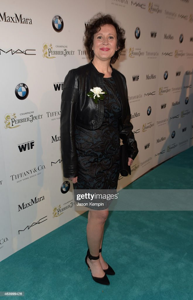 Kristina Reed attends Women In Film Pre-Oscar Cocktail Party presented by MaxMara, BMW, Tiffany & Co., MAC Cosmetics and Perrier-Jouet at Hyde Sunset Kitchen + Cocktails on February 20, 2015 in Los Angeles, California.