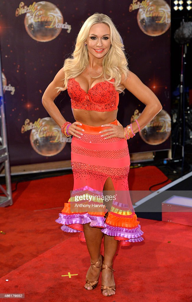 """""""Strictly Come Dancing 2015"""" - Red Carpet Launch"""