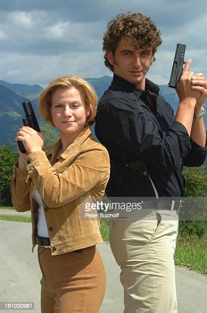Soko Kitzbühel Folge Die Braut und der Tod alter Titel Eine Hochzeit und ein Todesfall Kitzbühel/ sterreich Schauspieler Schauspielerin Waffe...