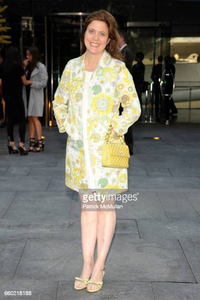 Kristina Stewart Ward attends LOUIS VUITTON 40th Anniversary of the Lunar Landing Tribute Event at Rose Center for Earth and Space on July 13 2009 in...