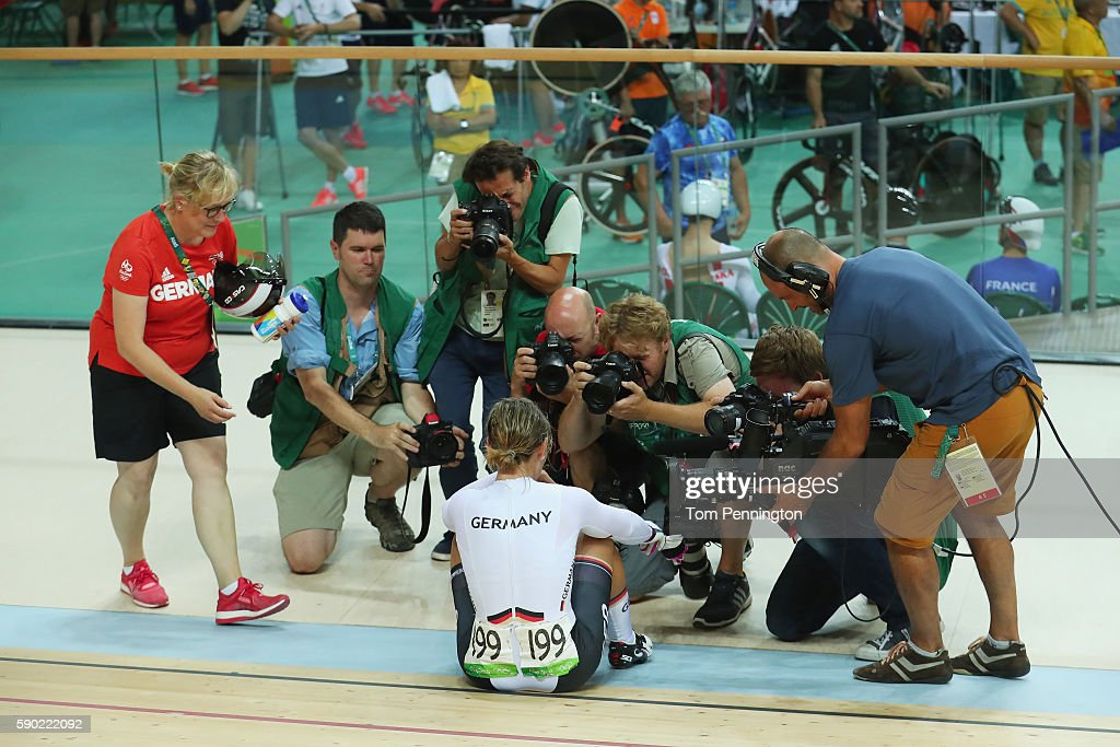 Cycling - Track - Olympics: Day 11 : News Photo