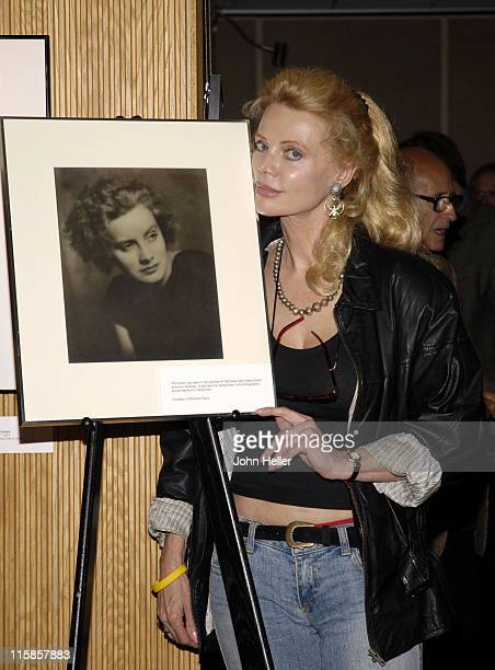 Kristina Wayborn during The Greta Garbo Centennial Hosted by Academy of Motion Picture Arts and Sciences at Academy Of Motion Picture Arts And...