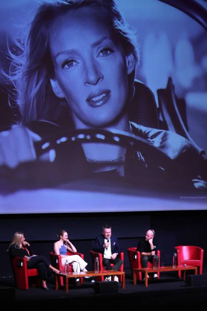 """ITA: """"The North Sea"""" Press Conference - 16th Rome Film Fest 2021"""