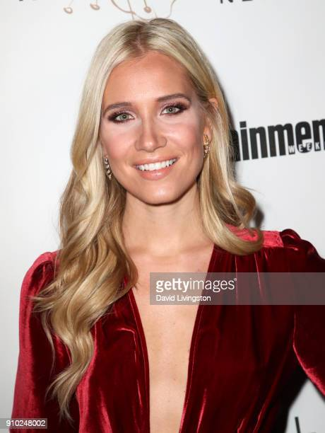 Kristine Leahy attends Entertainment Weekly's Screen Actors Guild Award Nominees Celebration sponsored by Maybelline New York at Chateau Marmont on...