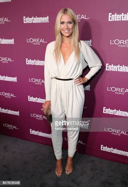 Kristine Leahy attends the 2017 Entertainment Weekly Pre-Emmy Party at Sunset Tower on September 15, 2017 in West Hollywood, California.