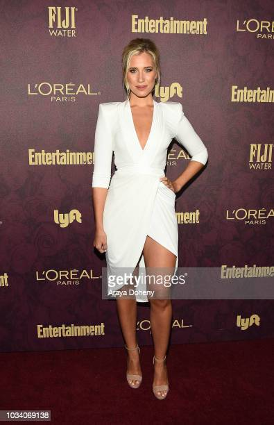 Kristine Leahy attends the 2018 Pre-Emmy Party hosted by Entertainment Weekly and L'Oreal Paris at Sunset Tower Hotel on September 15, 2018 in West...