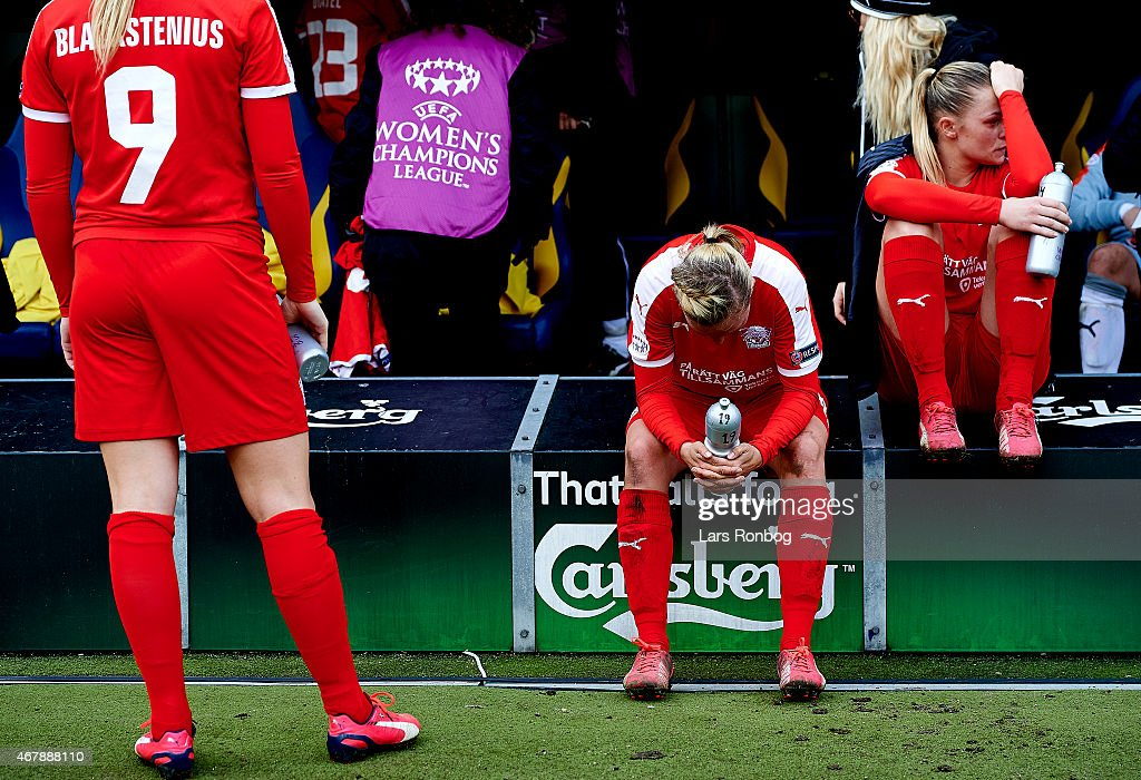 Brondby IF vs Linkoping FC - UEFA Womens Champions League