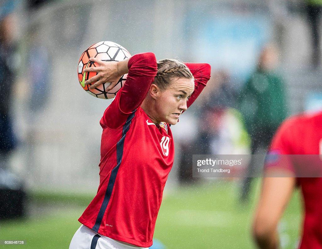 Norway Women v Israel Women - UEFA Women's Euro 2017 Qualifier