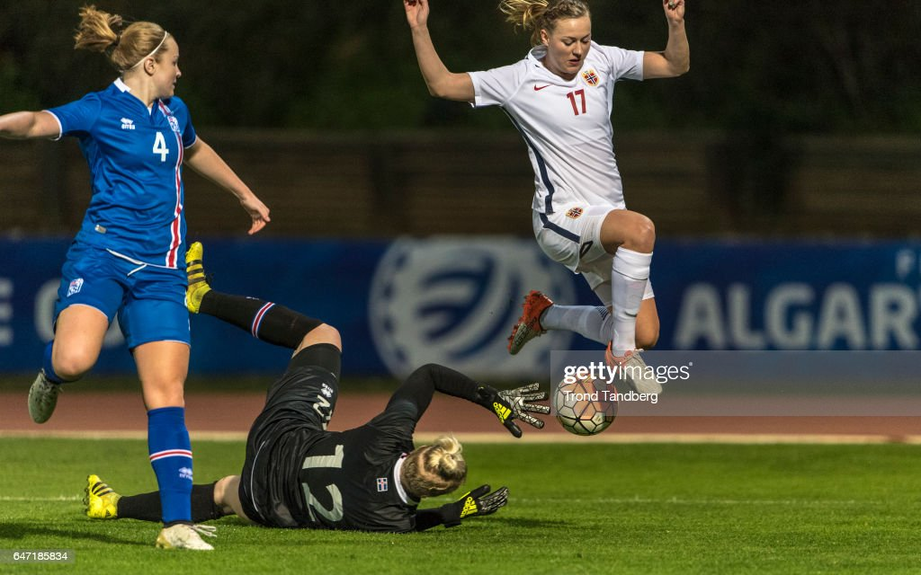 Norway Women v Iceland Women: International Friendly
