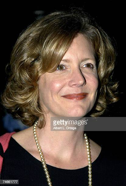 Kristine Sutherland at the Miahaus in Los Angeles California