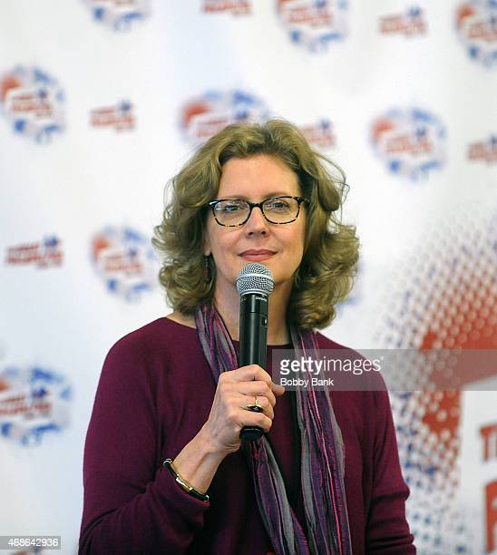 Kristine Sutherland attends the 2015 Great Philadelphia Comic Con at the Greater Philadelphia Expo Center on April 4 2015 in Oaks Pennsylvania