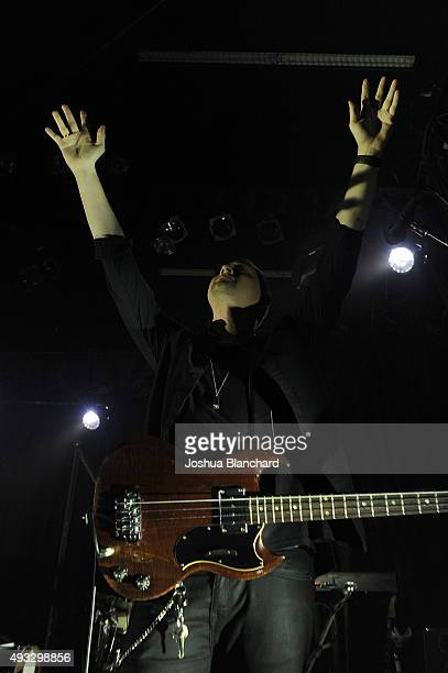 Kristjan Pall Kristjansson performs at the Of Monsters and Men benefit concert for MusiCares at the El Rey Theater on Sunday, October 18 in Los...