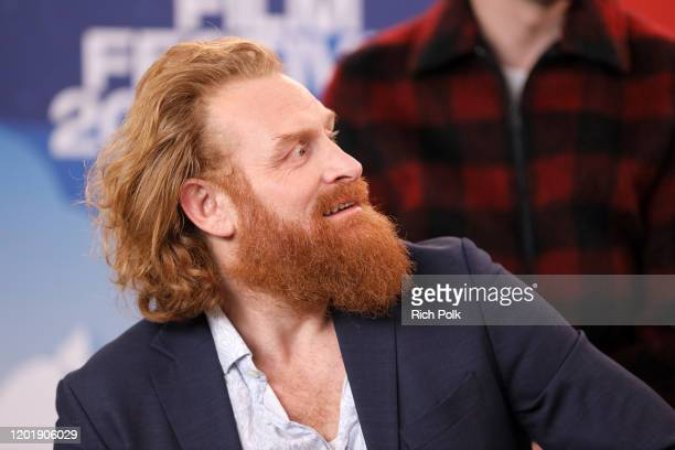 Kristofer Hivju of 'Downhill' attends the IMDb Studio at Acura Festival Village on location at the 2020 Sundance Film Festival – Day 2 on January 25...