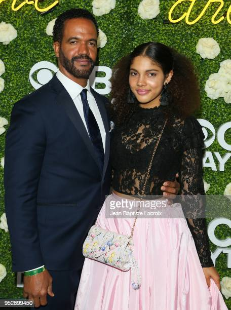 Kristoff St John attends the CBS Daytime Emmy After Party on April 29 2018 in Pasadena California