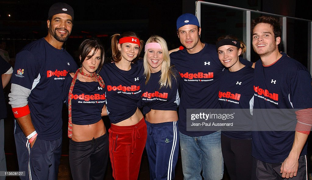 Dodgeball: The Celebrity Tournament to Benefit The Elizabeth Glaser Pediatric Aids Foundation - Inside : ニュース写真