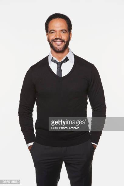 Kristoff St John plays Neil Winters on THE YOUNG THE RESTLESS