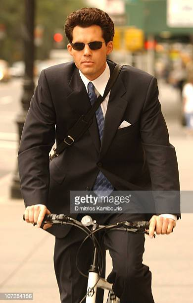 Kristoffer Polaha during TBS Superstation Original Movie America's Prince The John F Kennedy Jr Story On Location in New York City New York United...
