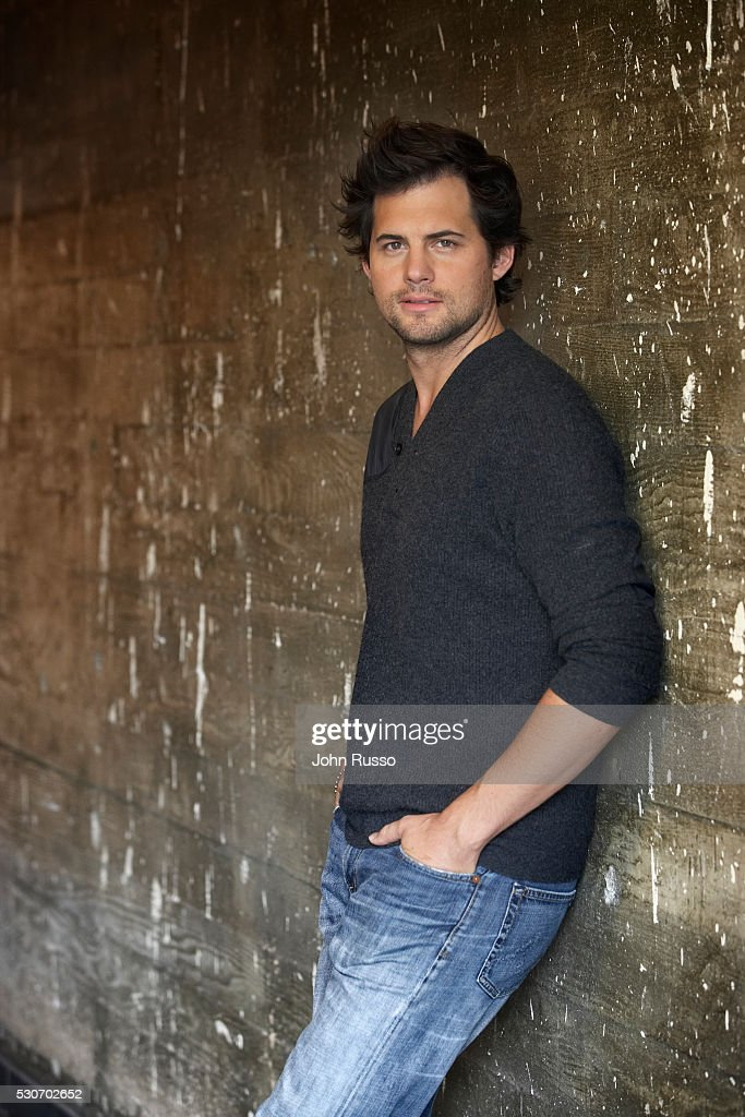 Kristoffer Polaha, January 13, 2009 : News Photo