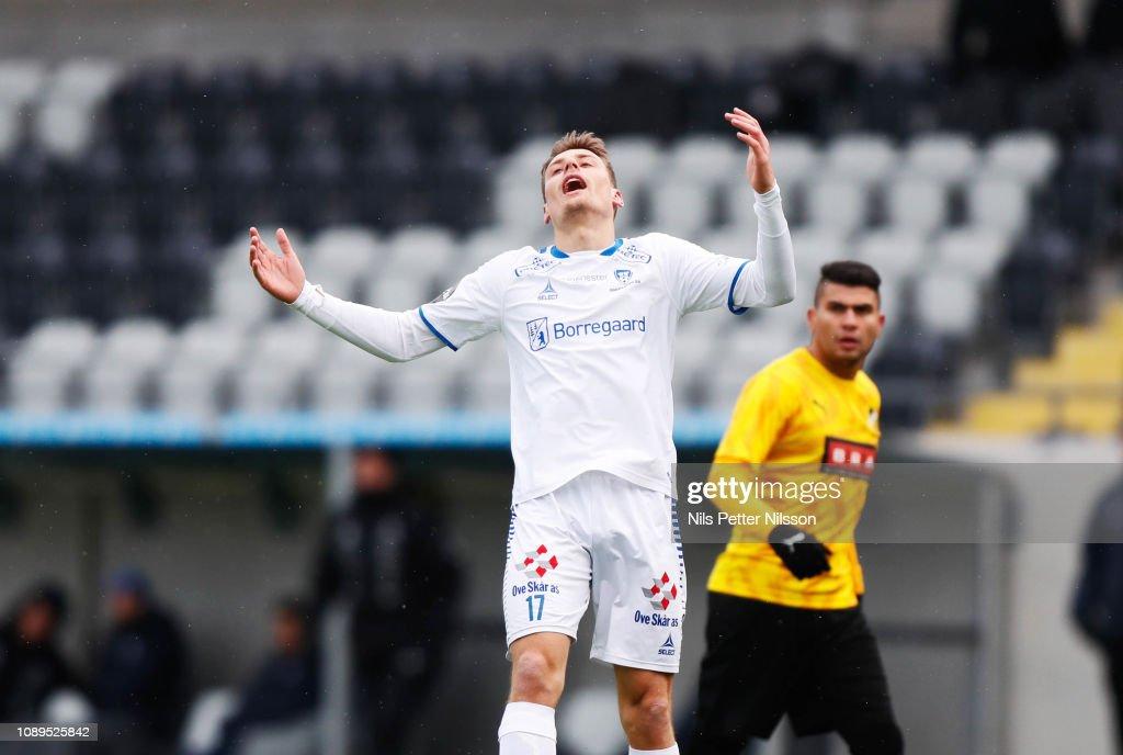 BK Hacken v Sarpsborg 08 FF - Pre-Season Friendly : News Photo