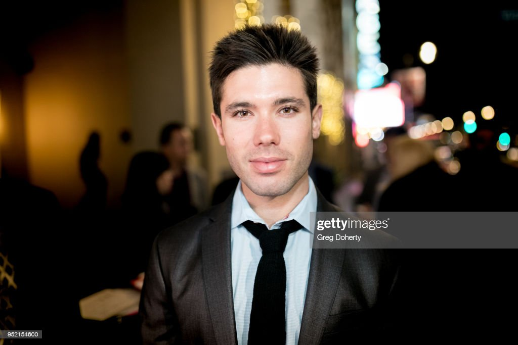 Kristos Andrews attends The Bay's Pre-Emmy Red Carpet Celebration at 33 Taps Hollywood on April 26, 2018 in Los Angeles, California.