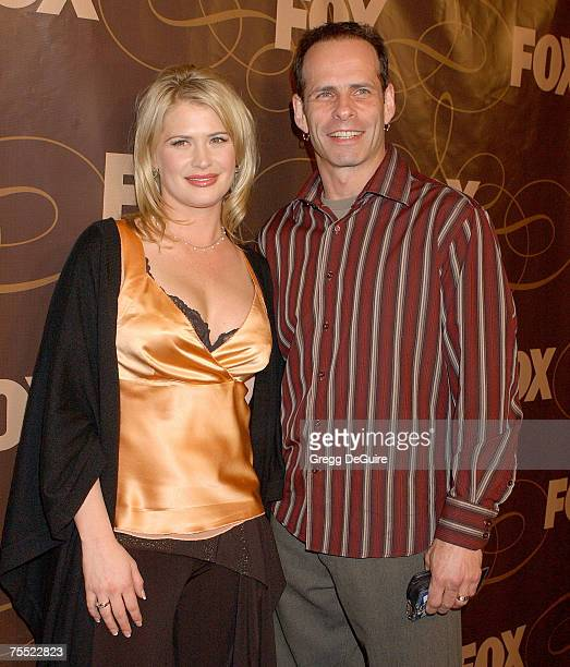 Kristy Swanson and Lloyd Eisler at the Citizen Smith in Hollywood California