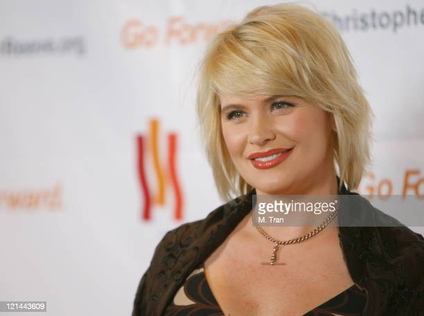 Kristy Swanson during 3rd Annual Los Angeles Gala for the Christopher and Dana Reeve Foundation at Century Plaza Hotel in Century City, California,...