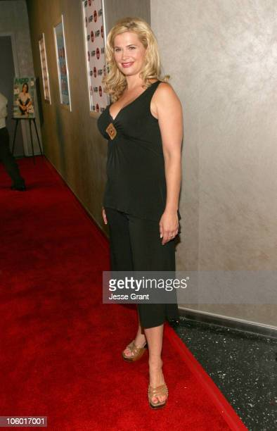 "Kristy Swanson during ""Boynton Beach Club"" Los Angeles Premiere - Red Carpet at Pacific Design Center in West Hollywood, California, United States."