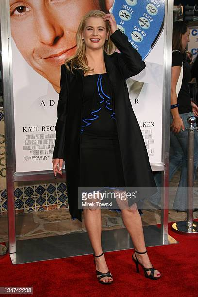 Kristy Swanson during Click Los Angeles Premiere at Mann Village Theater in Westwood California United States