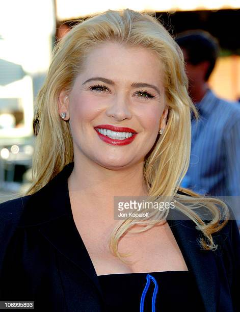 Kristy Swanson during Click Los Angeles Premiere at Manns Village Theater in Westwood California United States