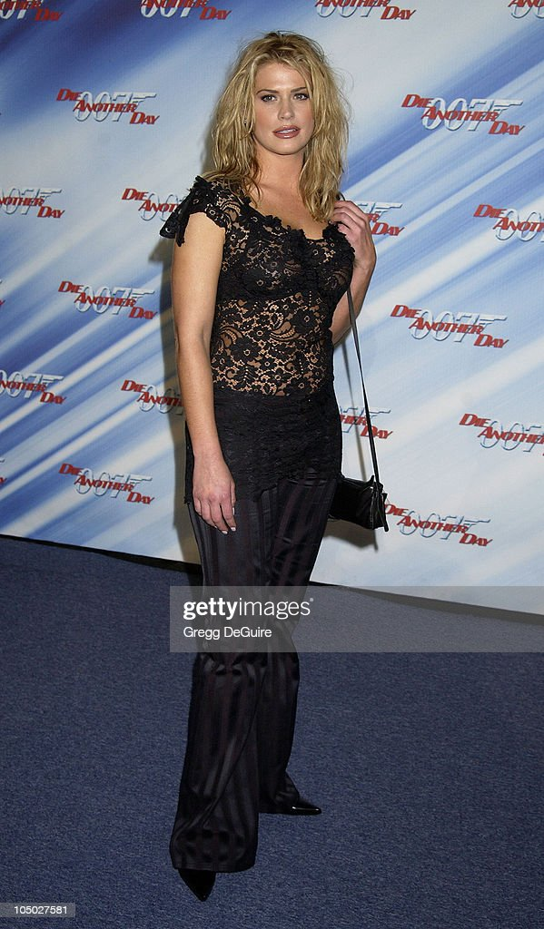 """""""Die Another Day"""" - Los Angeles Premiere : ニュース写真"""