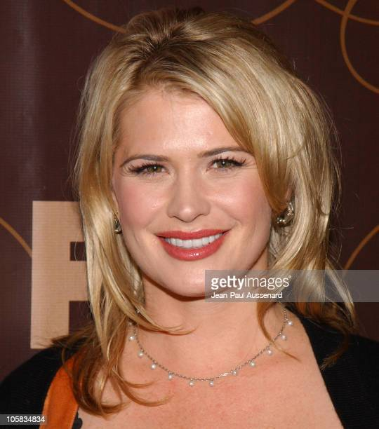 Kristy Swanson during FOX Television 2006 TCA Winter Party at Citizen Smith in Hollywood California United States