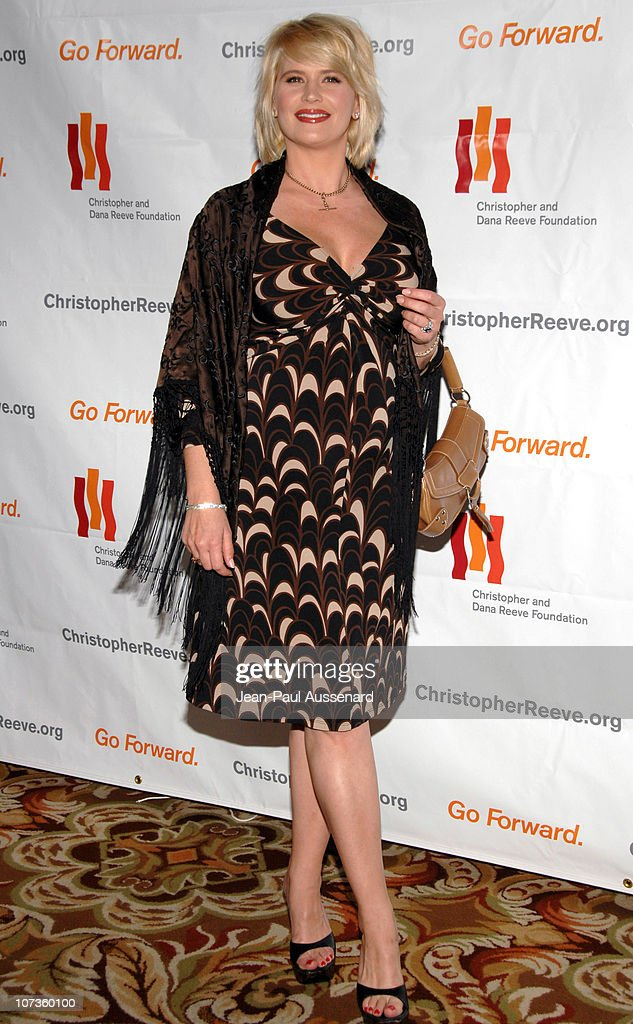 Making Magic Happen: The 3rd Annual Los Angeles Gala for the Christopher and Dana Reeve Foundation : News Photo