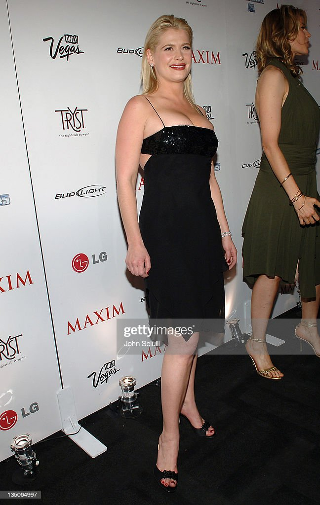 Maxim 100th Issue Weekend - Party Arrivals : News Photo