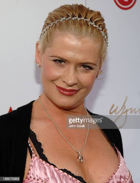 Kristy Swanson during Maxim 100th Issue Weekend Poker Tournament in Las Vegas Nevada United States