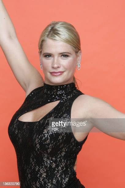 Kristy Swanson during Skating With Celebrities Portrait Gallery in Hollywood California United States