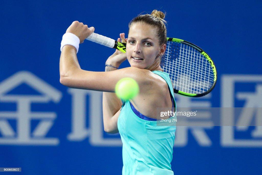 2018 WTA Shenzhen Open - Day 4