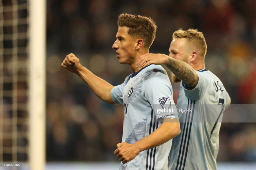 KS: Sporting Kansas City v Toluca - CONCACAF Champions League 2019