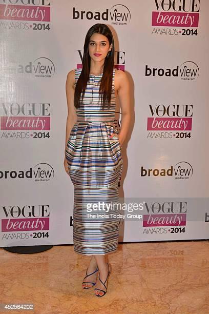 Kriti Sanon at Vogue Beauty Awards in Mumbai