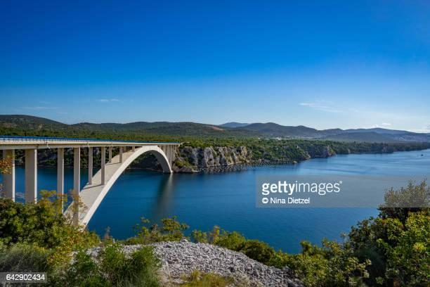 Krka Bridge, Sibenik