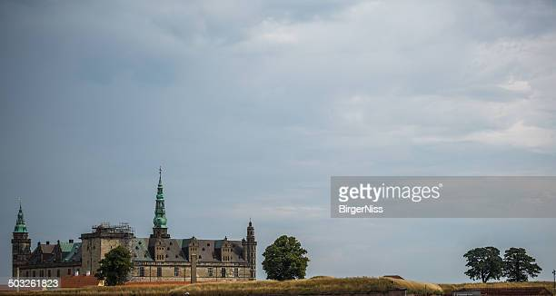 Castillo de Kronborg Helsingør, Dinamarca,
