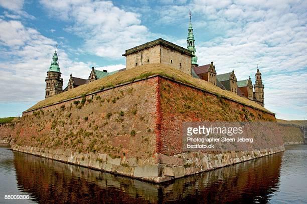 kronborg castle - helsingor stock pictures, royalty-free photos & images