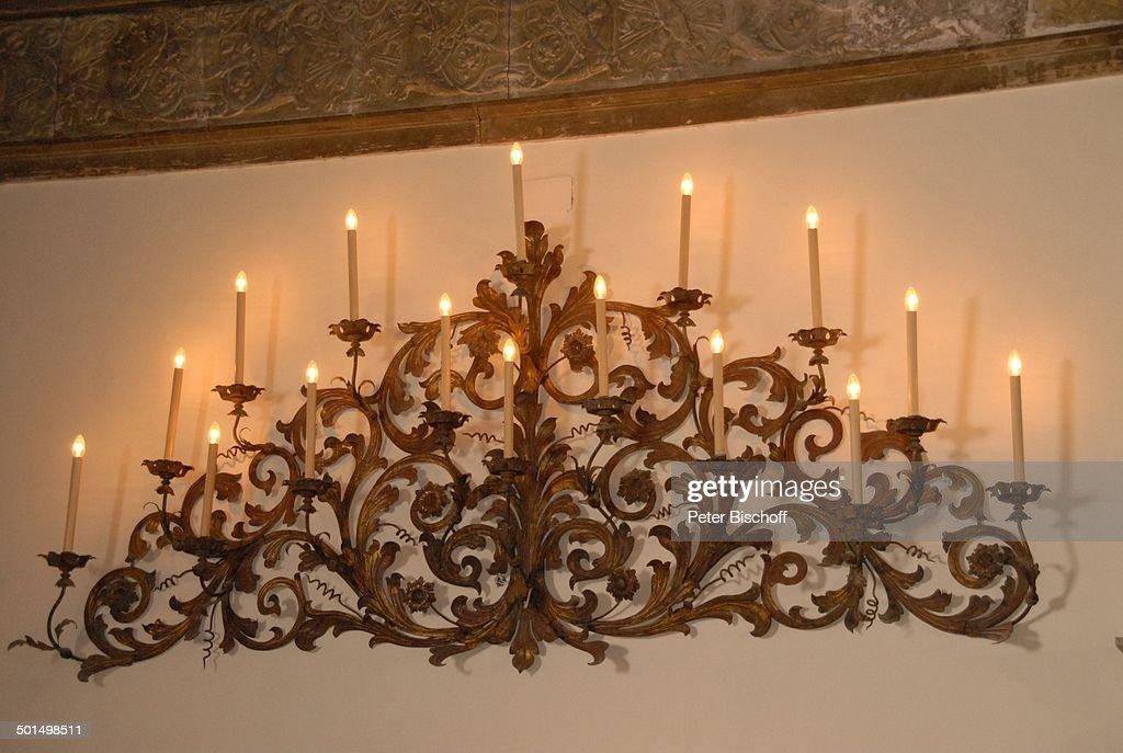 Kronleuchter Palazzo ~ Kronleuchter im esszimmer palazzo polignac venedig italien