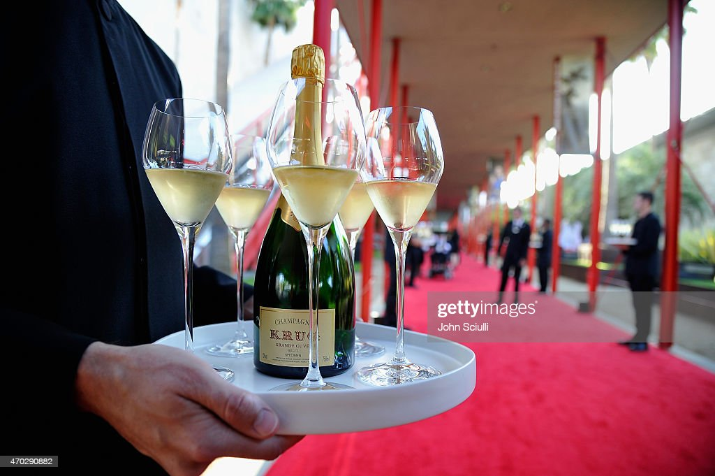 LACMA 50th Anniversary Gala Sponsored By Christie's - Red Carpet : News Photo