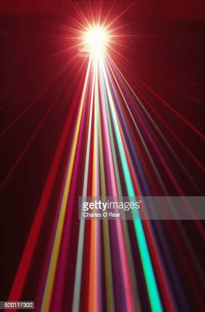 Krypton Laser Beams