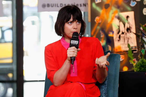 NY: Celebrities Visit Build - August 21, 2019