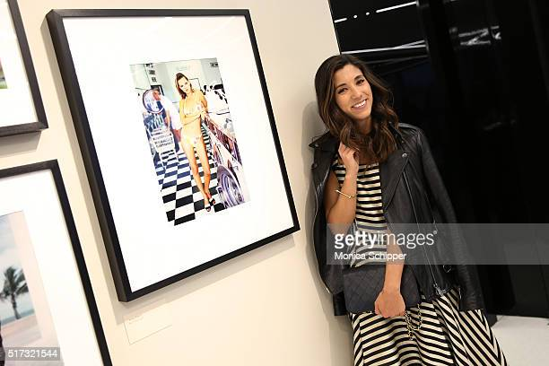 Krystal Bick attends the Stories Untold Conde Nast Collection Presented By Getty Images Opening Celebration at The Conde Nast Gallery on March 24...